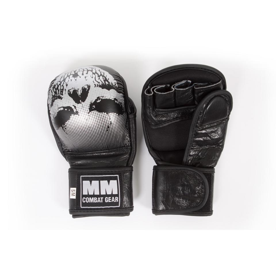 MMA-handskar – MM Combat MMA Sparring Gloves, S/M - MM Combat