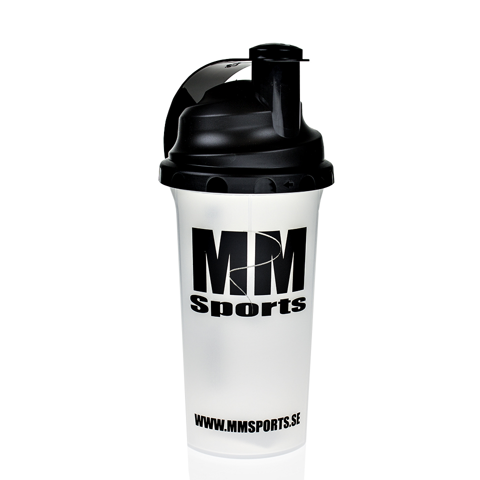 MM Sports Shaker, 700 ml - Träningstillbehör - MM Sports