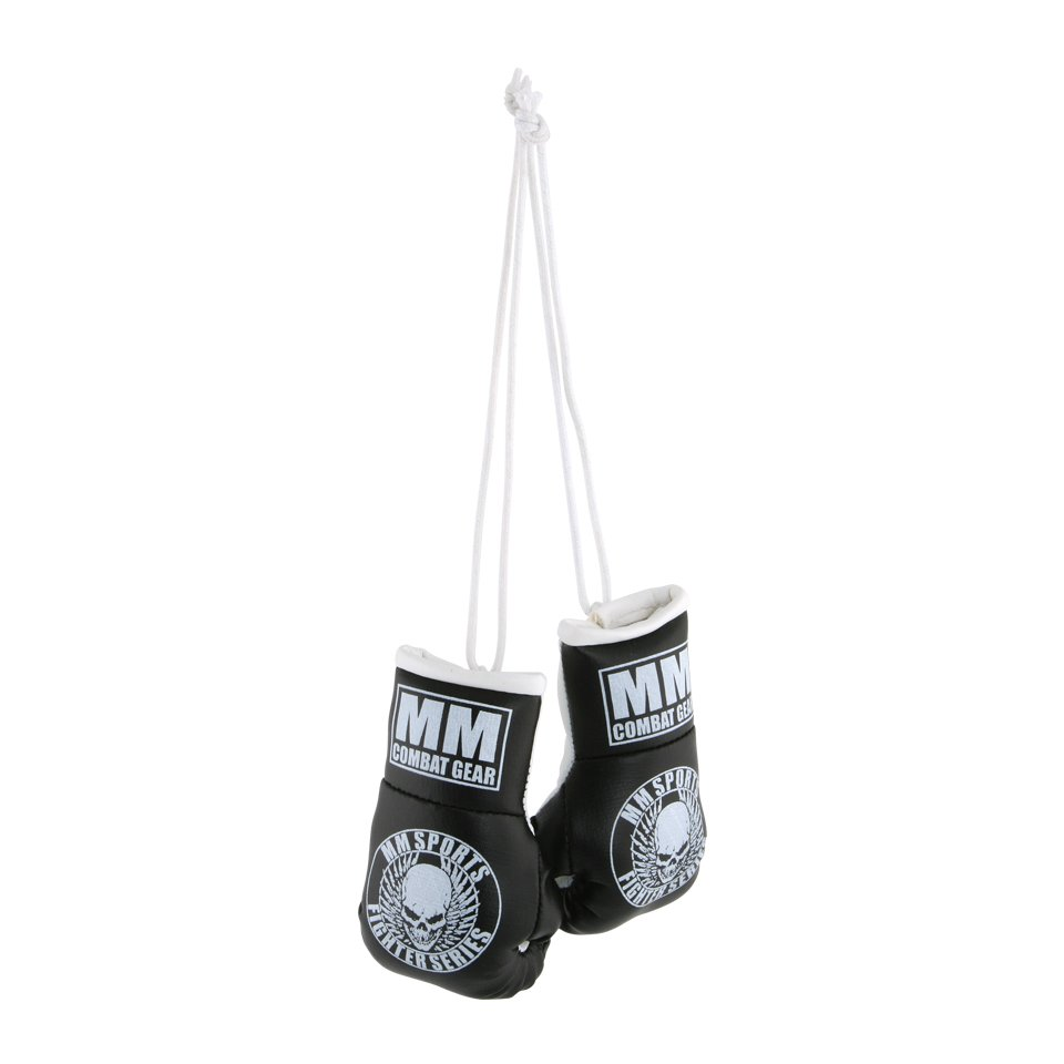 MM Combat MM Sports Boxning Glove Mini For Car Svart - MM Combat