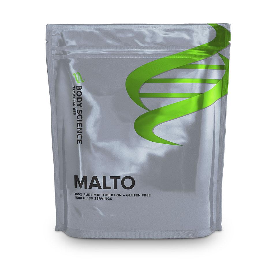 Maltodextrin från Body Science, 1,5 kg – Snabba kolhydrater - Body Science