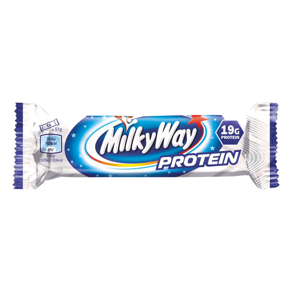 Milky Way Protein Bar 51 gram - Milky Way