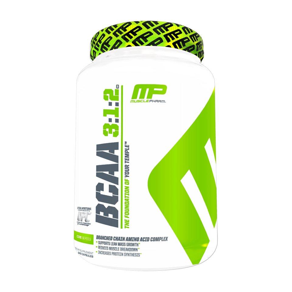 MusclePharm BCAA 3-1-2 180 gram - MusclePharm