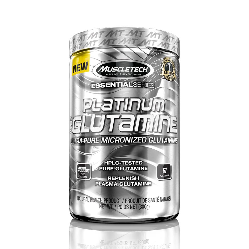 Muscletech Platinum Glutamine 300 gram - MuscleTech