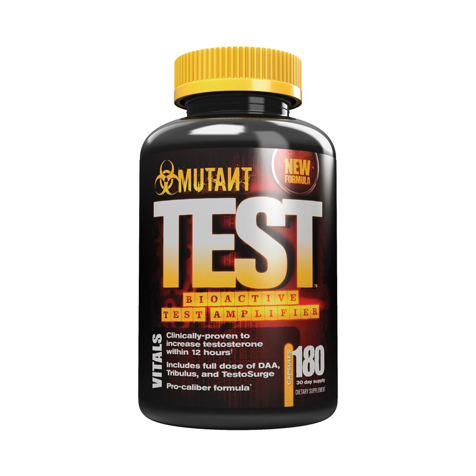 Mutant Test 180 kapslar - Mutant