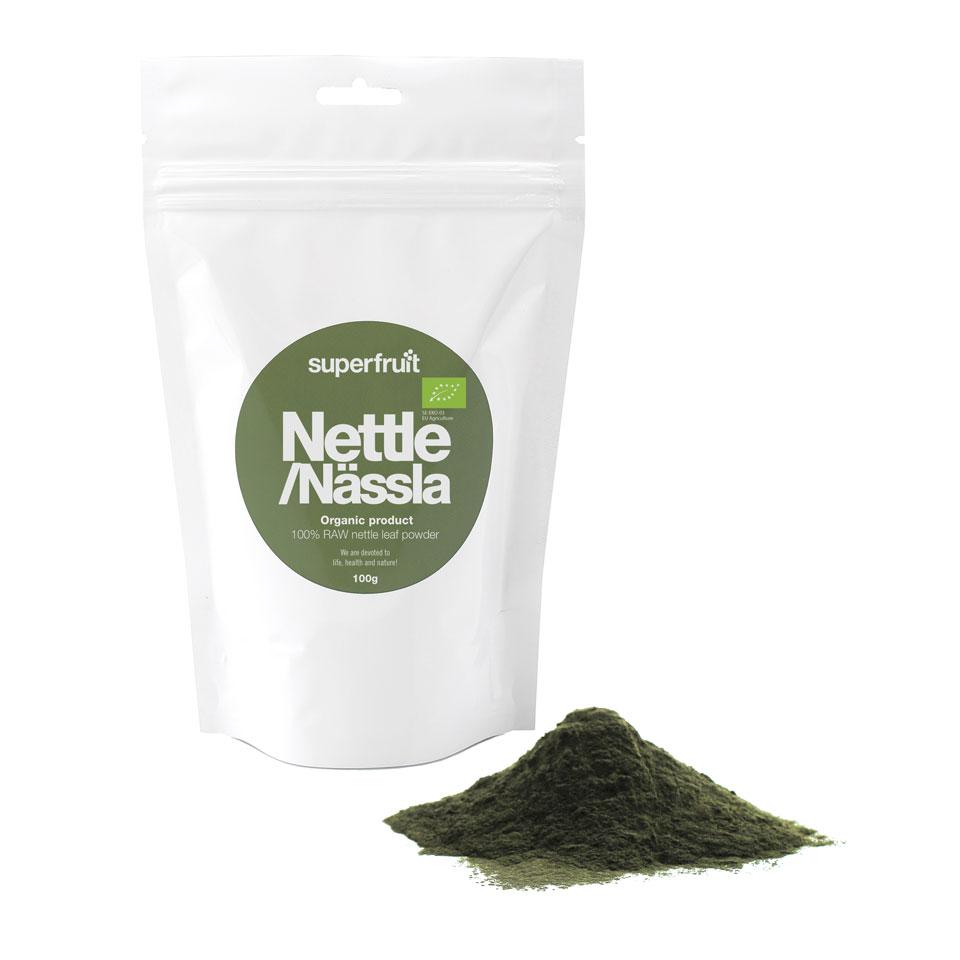 Superfruit Nettle/Nässla Powder 100 gram - Superfruit