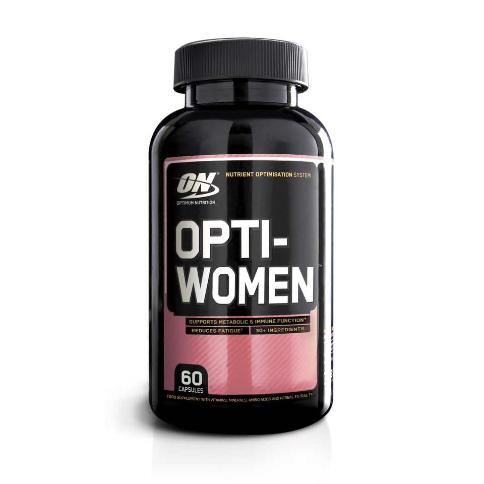 Optimum Nutrition Opti-Women 60 Kapslar - Optimum Nutrition