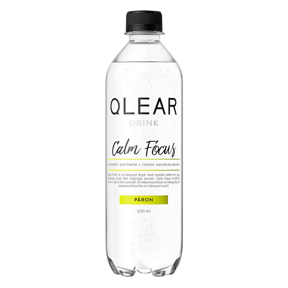 Qlear Drink Calm Focus