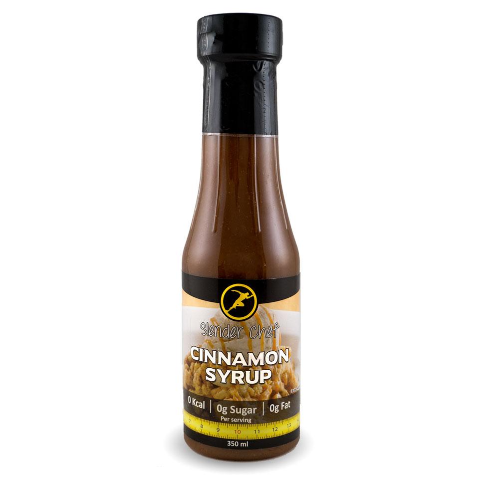 Slender Chef Cinnamon Syrup 350 ml
