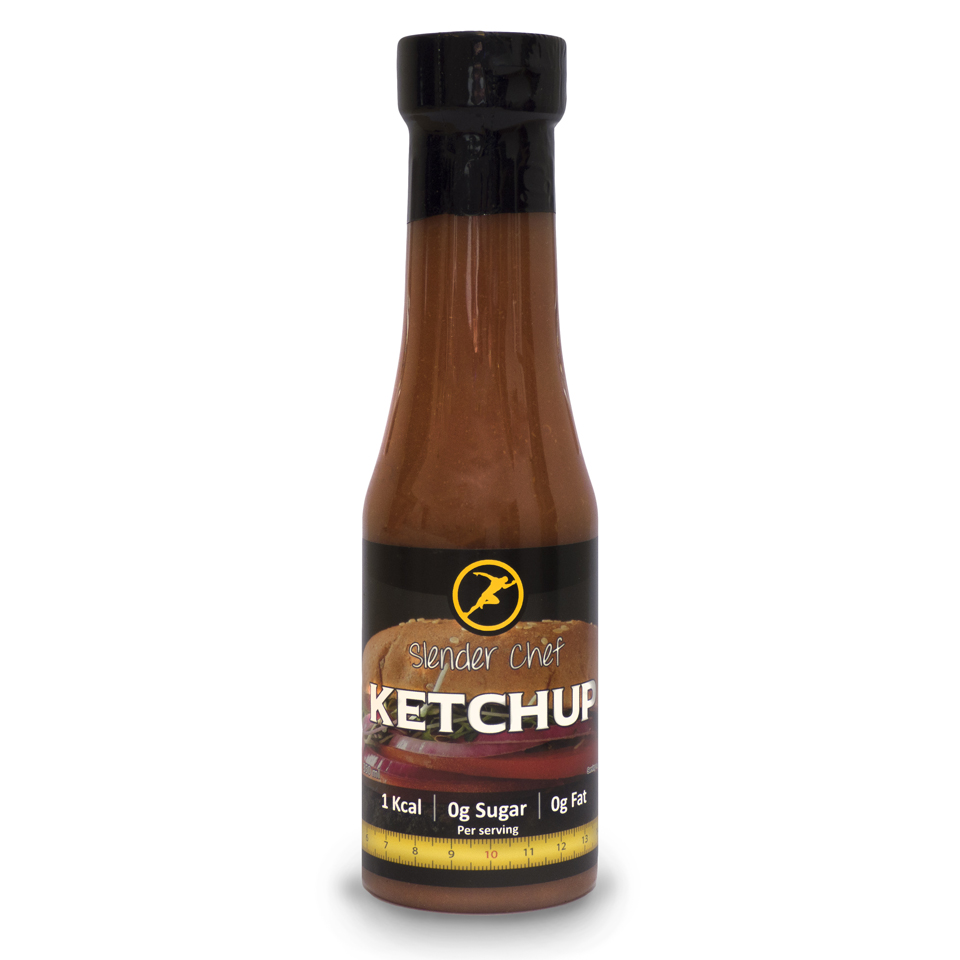 Slender Chef Ketchup 350 ml - Slender Chef