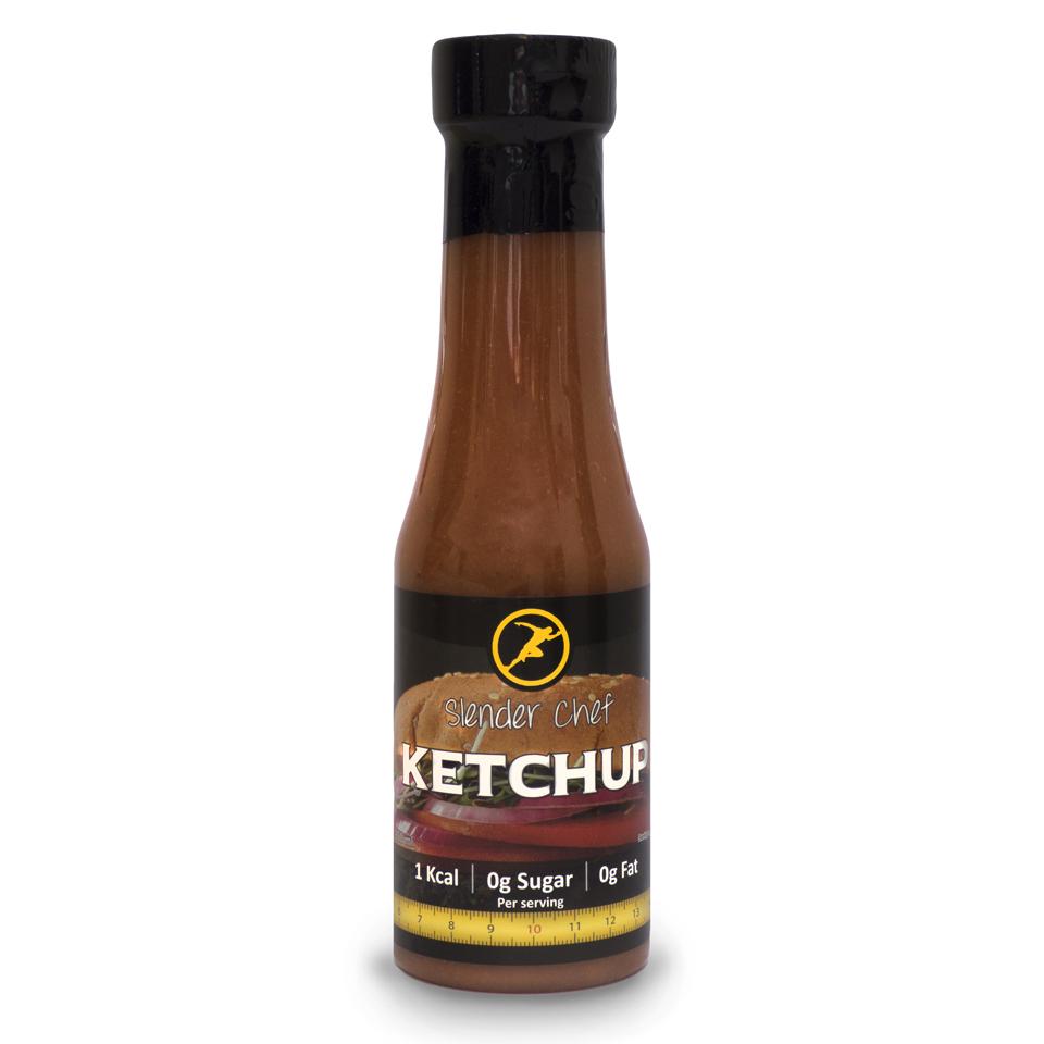 Slender Chef Ketchup 350 ml - Slender Chef