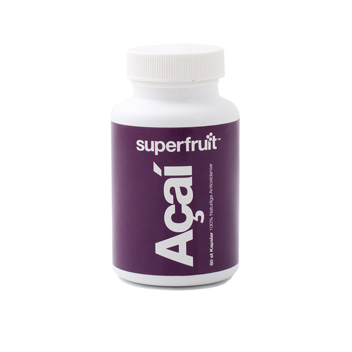 Superfruit Acai Capsules 60 kapslar - Superfruit