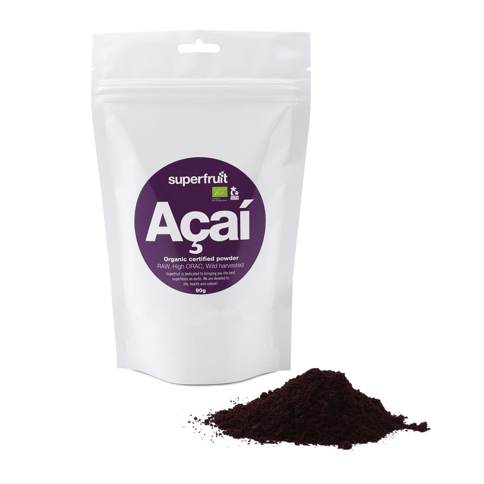Superfruit Organic Acai Powder 90 gram - Superfruit