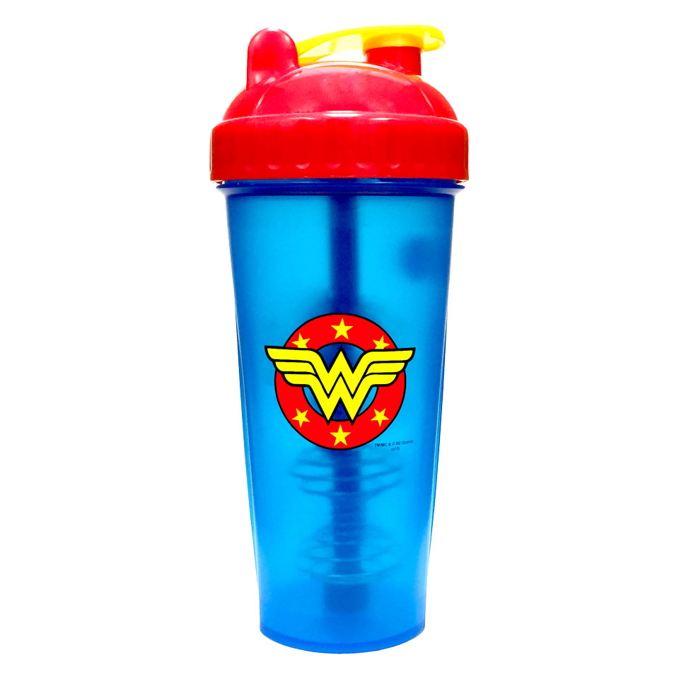 Perfect Shaker Wonder Woman 800 ml - Perfect Shaker