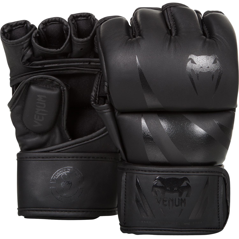 Venum Challenger MMA Gloves Black/Black S - Venum