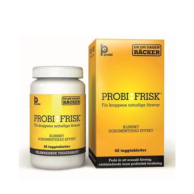 Green Medicine Probi Frisk 40 tabletter - Green Medicine