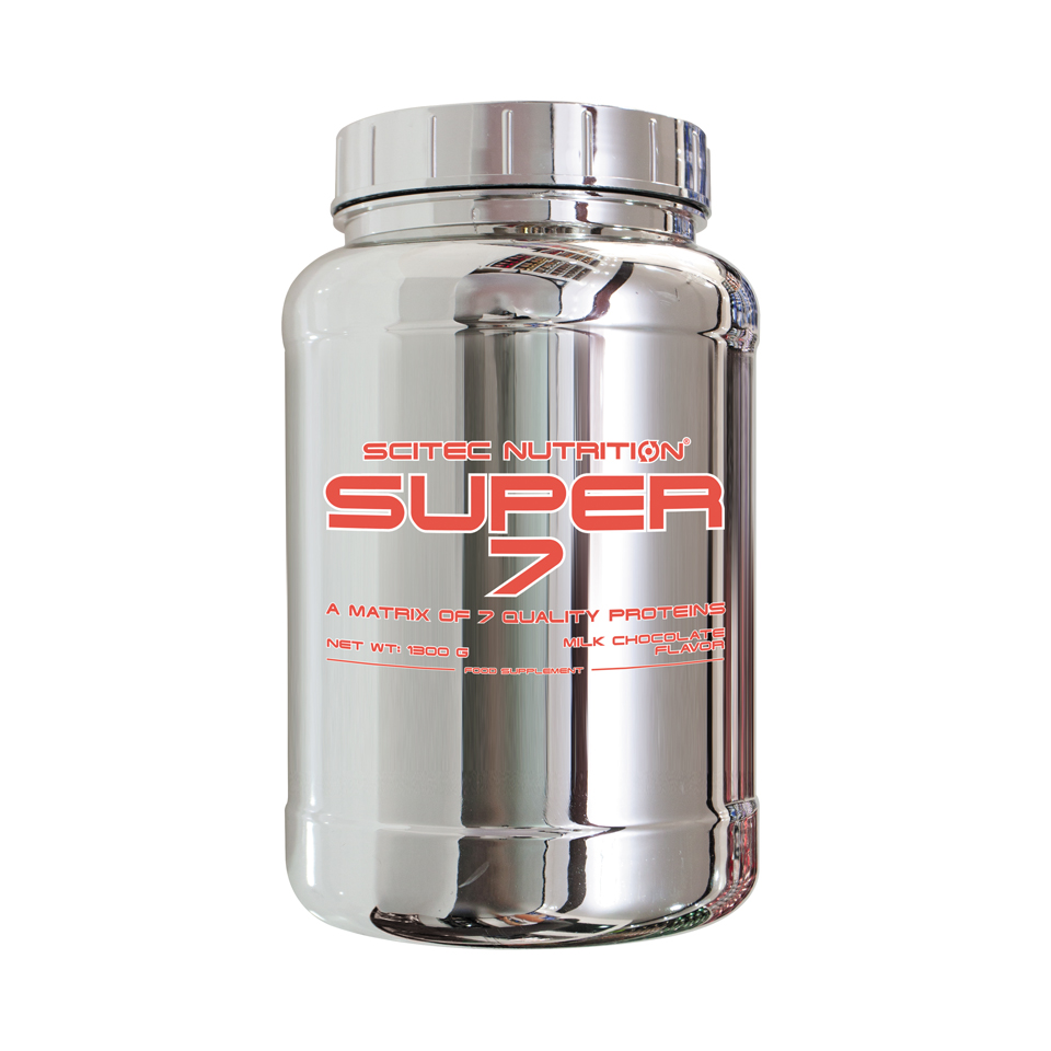 Scitec Nutrition Scitec Super-7 1300 gram Milk Chocolate - Scitec Nutrition