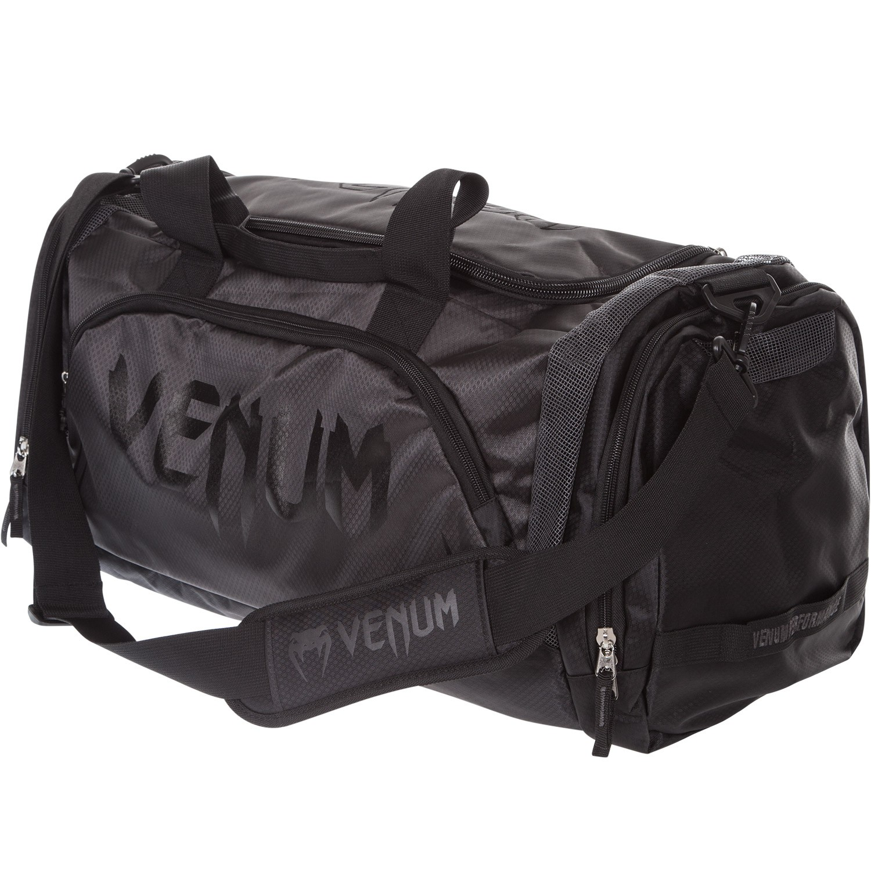 Venum Trainer Lite Sport Bag - Black/Black Black - Venum