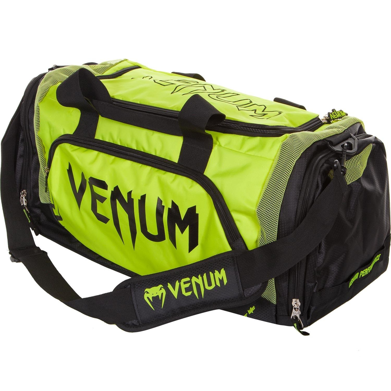 Venum Trainer Lite Sport Bag - Yellow Yellow - Venum
