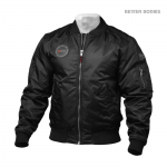 Better Bodies Graphic Jacket