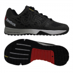 Reebok Crossfit Nano 5.0, Wmn, Coal/Black/White/Grey/Red/Shark