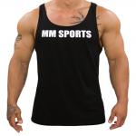 MM Sports Tank Men, Black