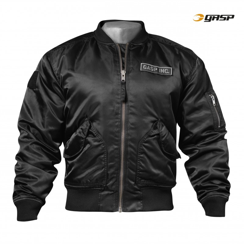 Gasp Utility Jacket XL Black - Gasp