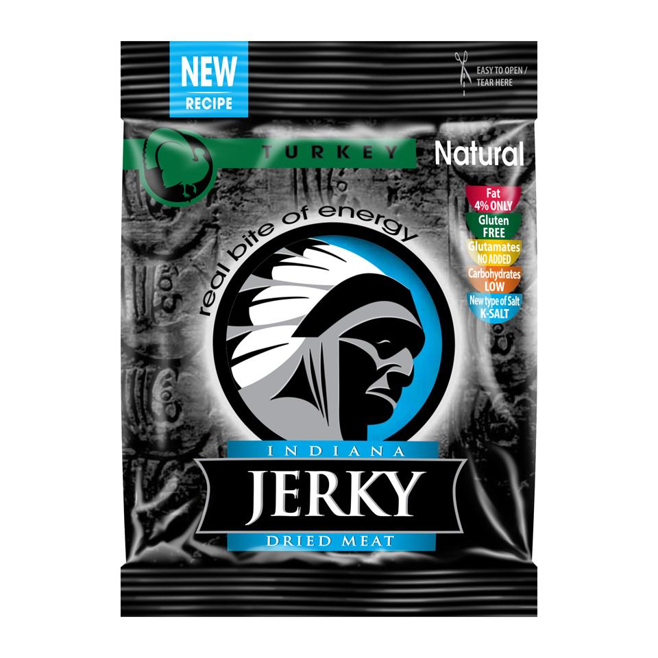 Indiana Jerky 25 gram 25 gram - Indiana Jerky