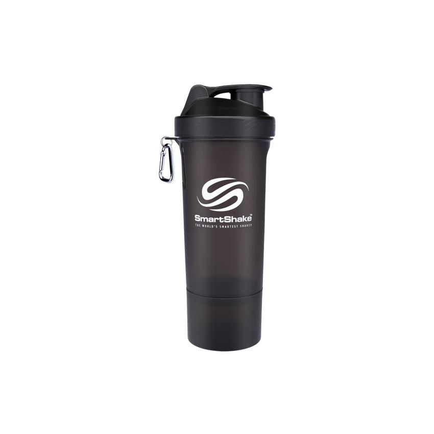 SmartShake Slim Gunsmoke Black - SmartShake