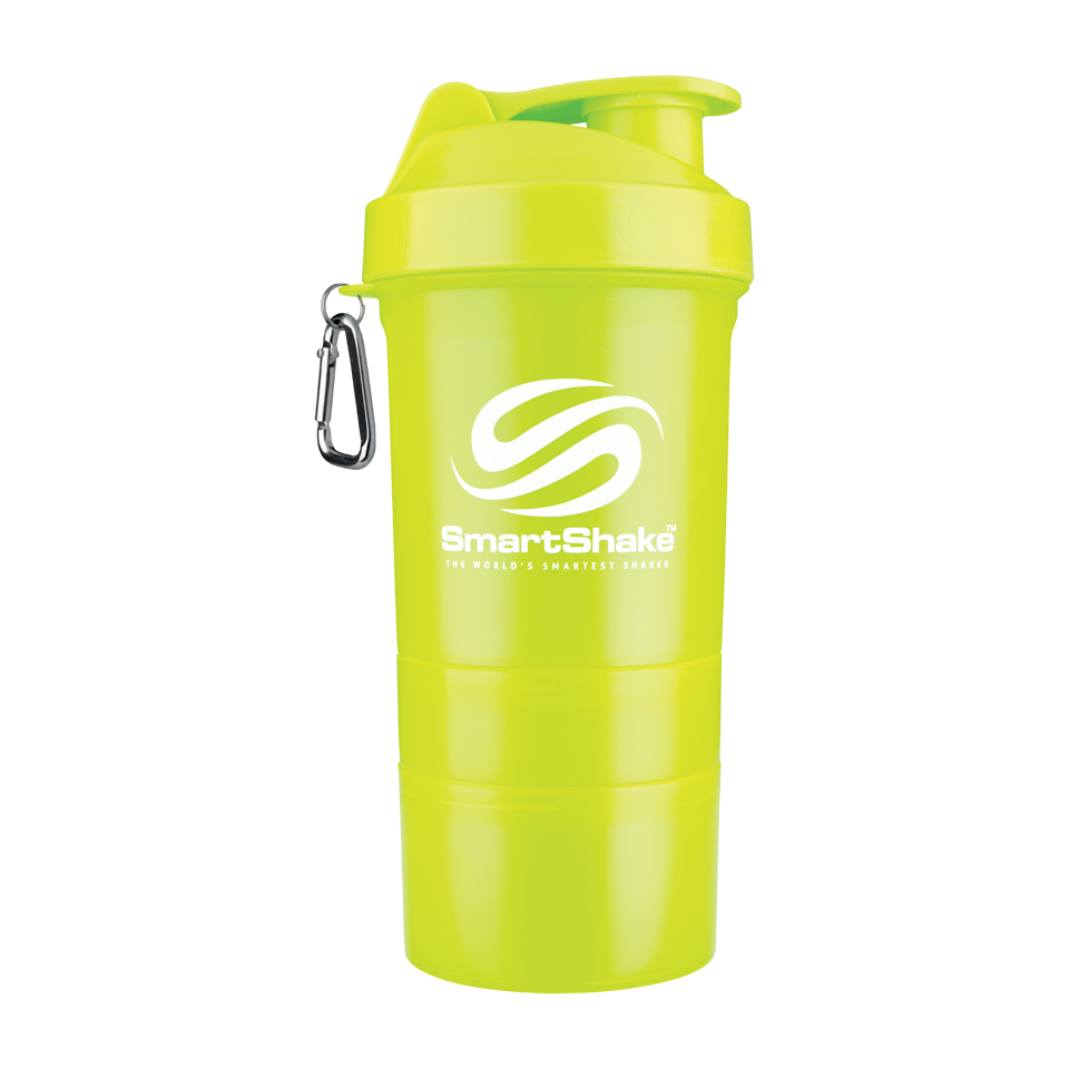 SmartShake Slim Neon Yellow V2 - SmartShake