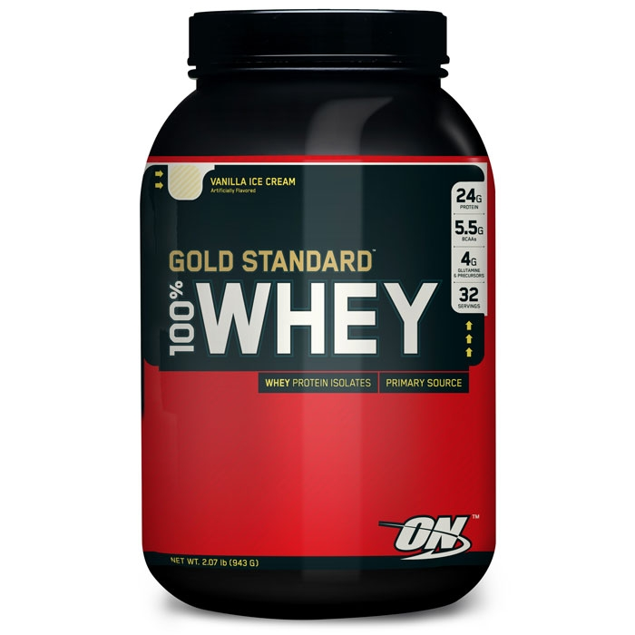 Optimum Nutrition Gold Standard 100% Whey 909 g Chocolate Mint - Optimum Nutrition