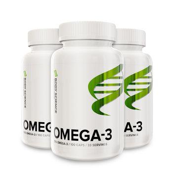 3 st Omega-3 Wellness Series