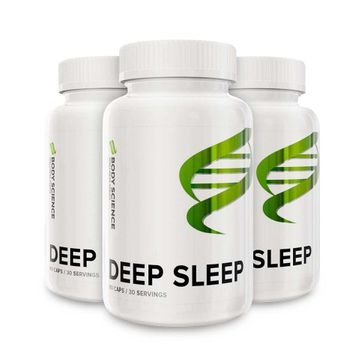 3st Deep Sleep