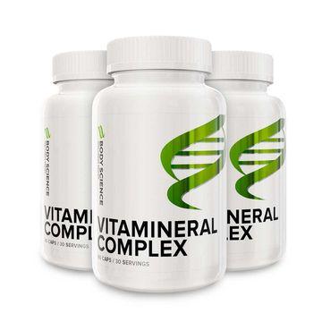 3 st Vitamineral Complex
