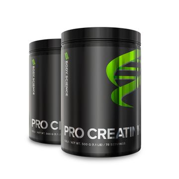 2 st Pro Creatine