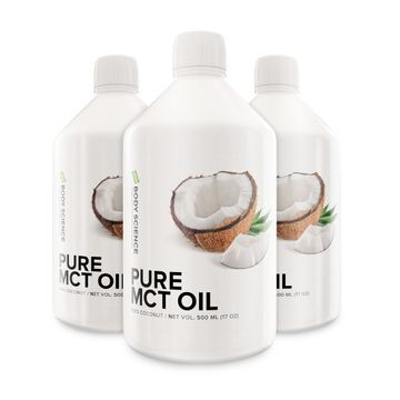 Pure MCT Oil, 3st