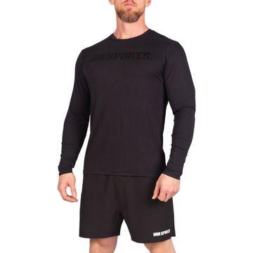 Long Sleeve Gym Tee Ed