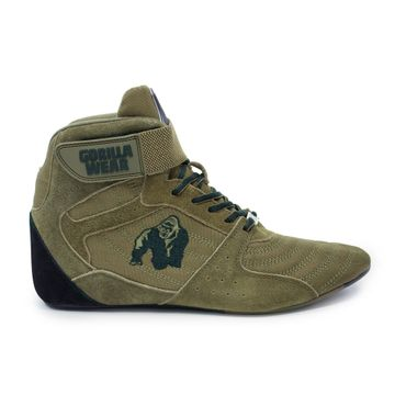 Gorilla Wear Perry High Tops Pro, Army Green