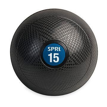 SPRI Dead Weight Slam/Wall Ball, 15 lb