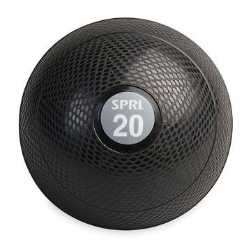 SPRI Dead Weight Slam/Wall Ball, 20 lb