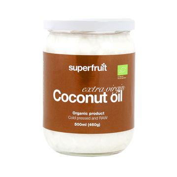 Superfruit Organic Coconut Oil Extra Virgin
