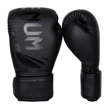 Venum Challenger 3.0 Boxing Gloves, Black/Black