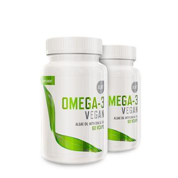 2 st Vegansk Omega-3