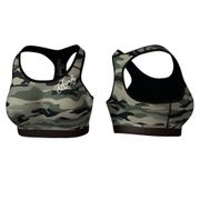 Anarchy Apparel Commando Sports Bra