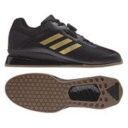 Adidas Leistung 16 II, Black/Gold