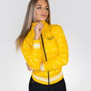 Gavelo Track Jacket Wmn, Lemon