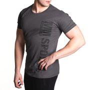 T-shirt Hardcore Dark Grey