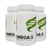 omega 3 hur mycket per dag