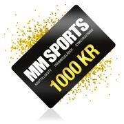 Presentkort: 1000 kr