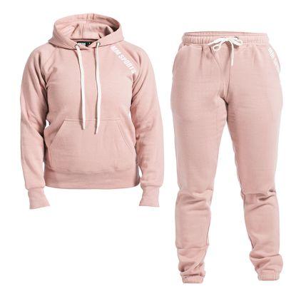 Soft Wear Set Wmn, Dusty Pink