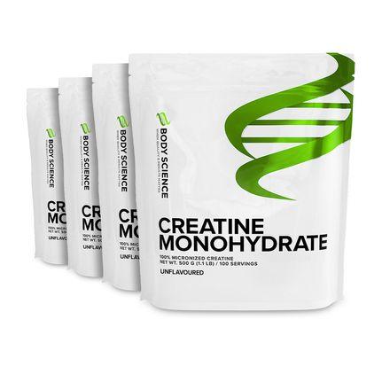 4 st Creatine Monohydrate